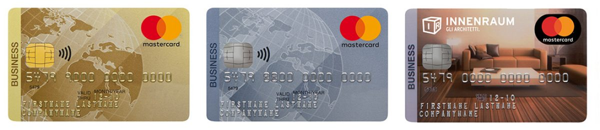 Carte Mastercard Business Raiffeisen