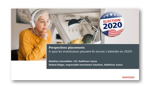 Enregistrement du live streaming «Perspectives placements – Fin 2020»