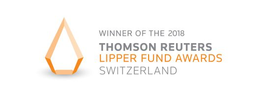 Logo Thomson Reuters Lipper Fund Awards