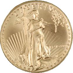 Am. Eagle $ 50 1 Unze