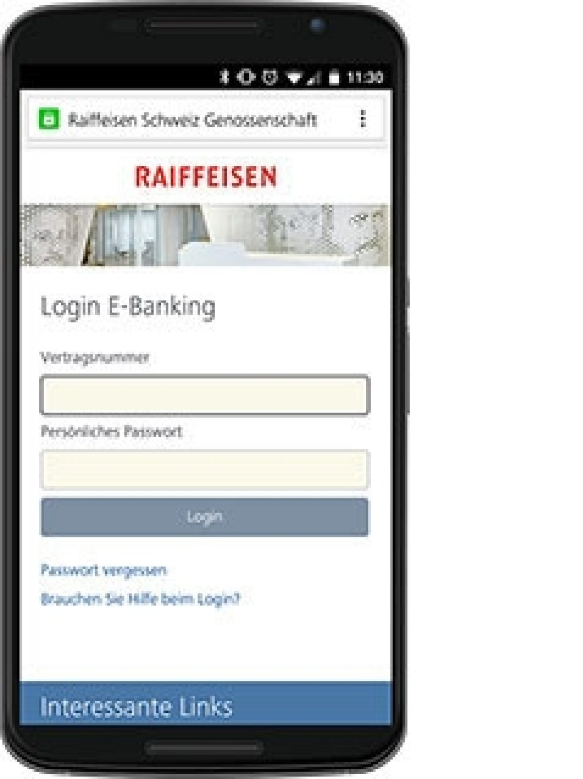 Mobile Banking Android