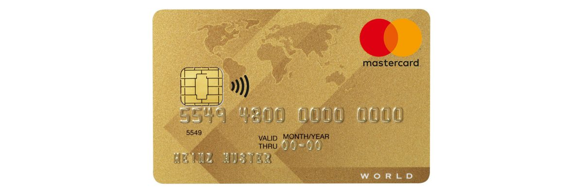 Mastercard Gold International