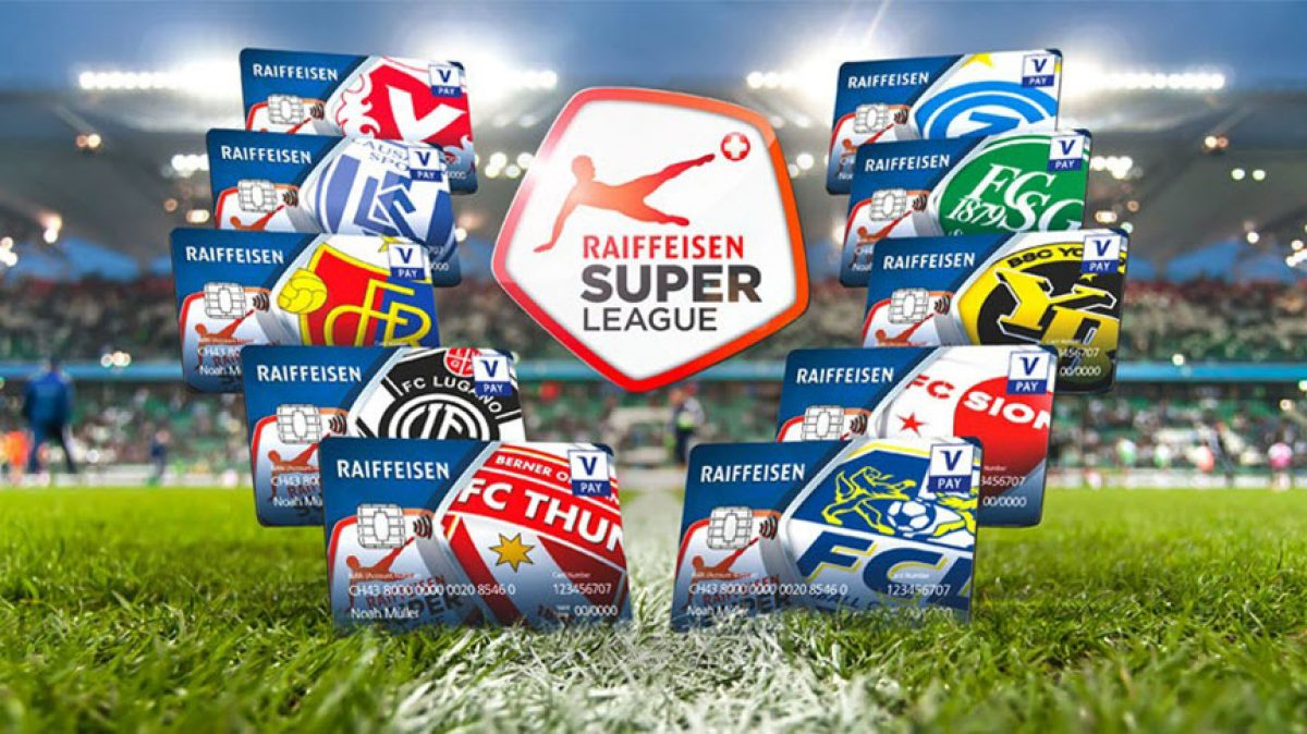 Super League Schweiz