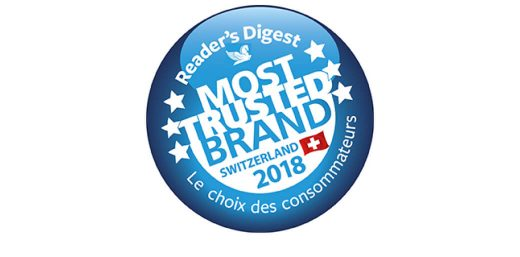 Reader's Digest Most Trusted Brand