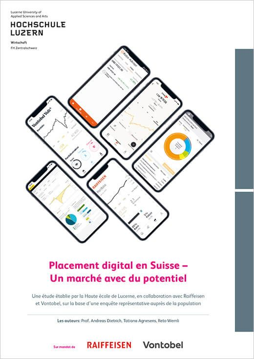 Étude sur le placement digital