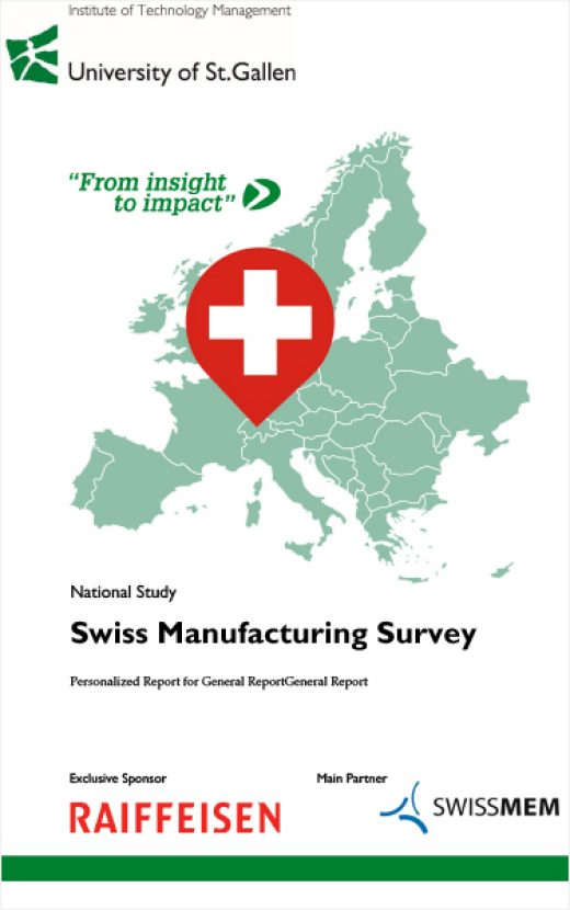 Swiss Manufacturing Survey 2017