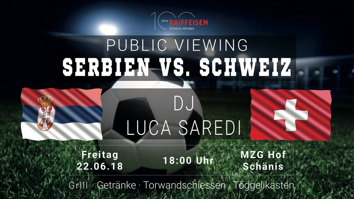 viewing serbien vs schweiz