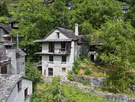 Rivista immobiliare casa mia tutto su case e appartamenti for Piani di casa del fienile a una sola storia